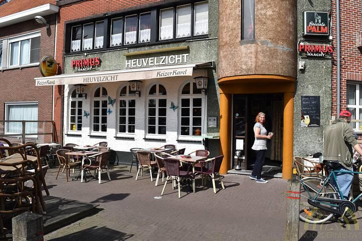 Café's in Essen Heuvelzicht