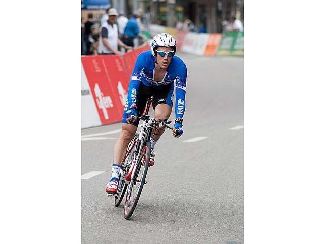 Fatale afdaling wielrenner Wouter Weylandt
