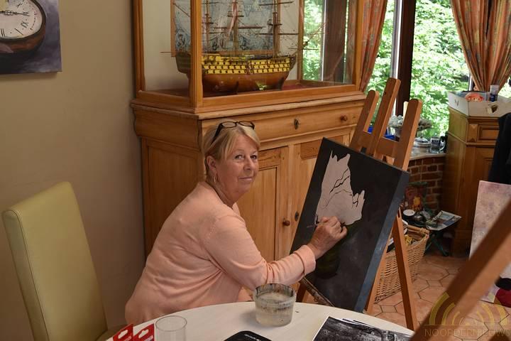 De bijzondere hobby van...Lili Scheer