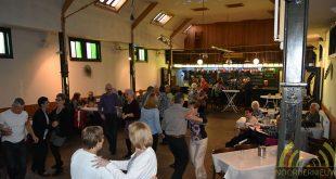 Weer een swingende dansmiddag in zaal Flora