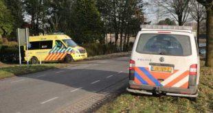 Fietser zwaargewond na aanrijding met auto bij Sint Willebord