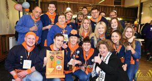 Carnaval Essen - Winnaars zevenkamp - Wijkenbal