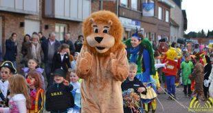 Ook basisschool Maatjes vierde carnaval