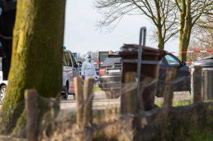 Dode man parkeerplaats Spuitendonk niet door misdrijf om het leven gekomen