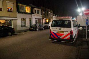 Drie mannen overvallen woning aan de Wouwseweg