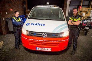 Nederlandse en Belgische politie samen op pad