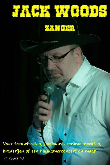 Jack Woods - Essen - Country zanger voor bruiloften, feesten en partijen