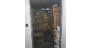 1300 kilo illegaal vuurwerk aangetroffen in schuur Sint Willebrord