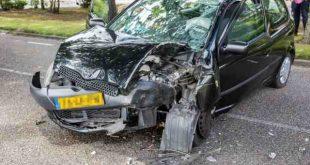 Twee gewonden bij ongeval aan Rucphensebaan in Roosendaal