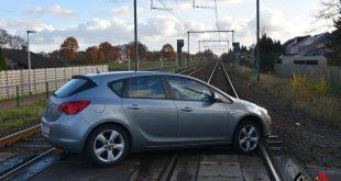 Kordate automobiliste voorkomt mogelijke ramp