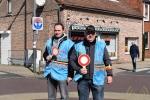 Links Peter Schepens, rechts Jan Anthonissen