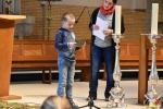 49 Essen - Leerlingen Mariaberg zingen voor volle kerk - Kerst 2017 - (c) Noordernieuws.be - DSC_8491