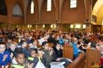 70 Essen - Leerlingen Mariaberg zingen voor volle kerk - Kerst 2017 - (c) Noordernieuws.be - DSC_8512