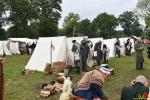 139 Slag bij Wuustwezel 1814 - re-enactors spektakel - (c) Noordernieuws.be - HDB_8477