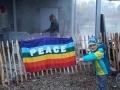 24 uren voor de vrede New Jorg Gallery gigantisch succes2
