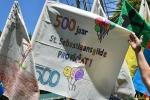 007 Sint-Sebastiaansgilde Essen viert 500 jarig bestaan - (c) Noordernieuws.be 2018 - HDB_7412