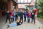 Alle Leerlingen Lagere School College Essen weer aanwezig - corona-tijd - (c) Noordernieuws 2020 - HDB_1305