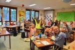 Alle Leerlingen Lagere School College Essen weer aanwezig - corona-tijd - (c) Noordernieuws 2020 - HDB_1324