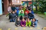 Alle Leerlingen Lagere School College Essen weer aanwezig - corona-tijd - (c) Noordernieuws 2020 - HDB_1330