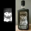 Nancy-Luijks-ArtByNans-Art-in-a-Bottle-inCollage-Cat