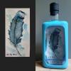 Nancy-Luijks-ArtByNans-Art-in-a-Bottle-inCollage-Feather