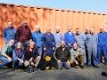 04 - Broeder Willy - 35 jaar missiewerken Paters Redemptoristen Essen - (c) Noordernieuws.be 2018 - Groepsfoto-Willy - s