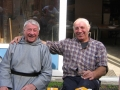 07 - Broeder Willy - 35 jaar missiewerken Paters Redemptoristen Essen - (c) Noordernieuws.be 2018 - broeder gerard(haiti) willy en richard(vrijwiliger) - s