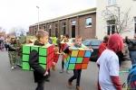 101 Kindercarnaval optocht Mariaberg centrum  - Essen - (c) Noordernieuws.be 2020 - 10