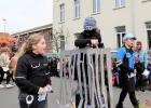 102 Kindercarnaval optocht Mariaberg centrum  - Essen - (c) Noordernieuws.be 2020 - 16