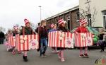 103 Kindercarnaval optocht Mariaberg centrum  - Essen - (c) Noordernieuws.be 2020 - 21