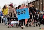 109 Kindercarnaval optocht Mariaberg centrum  - Essen - (c) Noordernieuws.be 2020 - 46