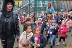 117 Kindercarnaval optocht Mariaberg centrum  - Essen - (c) Noordernieuws.be 2020 - 83