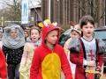 106 Kindercarnaval optocht Mariaberg centrum  - Essen - (c) Noordernieuws.be 2020 - 40