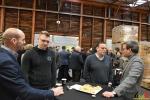 04 Unizo meeting Meubelfabriek Theuns Essen MTE -  (c) Noordernieuws.be 2018 - HDB_0514