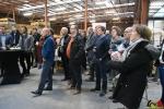 28 Unizo meeting Meubelfabriek Theuns Essen MTE -  (c) Noordernieuws.be 2018 - HDB_0538