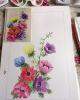 Aoi Wongwat - Hobby Kunstschilderen - Tekening bloemen 6s - (c) Noordernieuws.be 2020