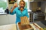 17 De Hobby van Franca Verhoeven - workshops - chocolaterie - pralines -(c) Noordernieuws.be