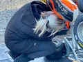 116 De Hobby van Margot Landa - Mechanieker Buiten Karten - Noordernieuws.be 2019 - 50BF6E00-ECFB-4DBD-9E9A-9006AAC93444