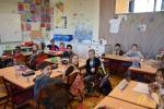 01 De ondervrager ondervraagd door 4e jaars Mariaberg - (c)Noordernieuws.be - DSC_5313