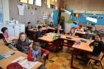 04 De ondervrager ondervraagd door 4e jaars Mariaberg - (c)Noordernieuws.be - DSC_5316
