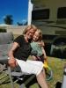 Emotioneel weerzien met familieleden over de grens na lockdown