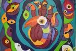 08 Ed Hereijgers - Tentoonstelling kunstwerken - (c) Noordernieuws.be