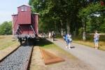 Kamp Westerbork - Jules Schelvis - 3 april - (c) Vincent Luijer - Noordernieuws.be - P1010972