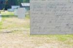 Kamp Westerbork - Jules Schelvis - 3 april - (c) Vincent Luijer - Noordernieuws.be - P1010973