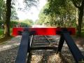Kamp Westerbork - Jules Schelvis - 3 april - (c) Vincent Luijer - Noordernieuws.be - P1010987