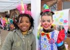 105 Kindercarnaval optocht Potlodenschool en Mariaberg kleuters Heikant - Essen - (c) Noordernieuws.be 2020 - 027