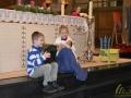 22 Leerlingen Mariaberg zingen de sterren van de hemel in OLV Kerk - Essen - Noordernieuws.be - DSC_4889
