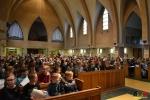 16 Essen - Leerlingen Mariaberg zingen voor volle kerk - Kerst 2017 - (c) Noordernieuws.be - DSC_8458