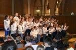 21 Essen - Leerlingen Mariaberg zingen voor volle kerk - Kerst 2017 - (c) Noordernieuws.be - DSC_8463