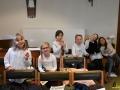 01 Essen - Leerlingen Mariaberg zingen voor volle kerk - Kerst 2017 - (c) Noordernieuws.be - DSC_8443